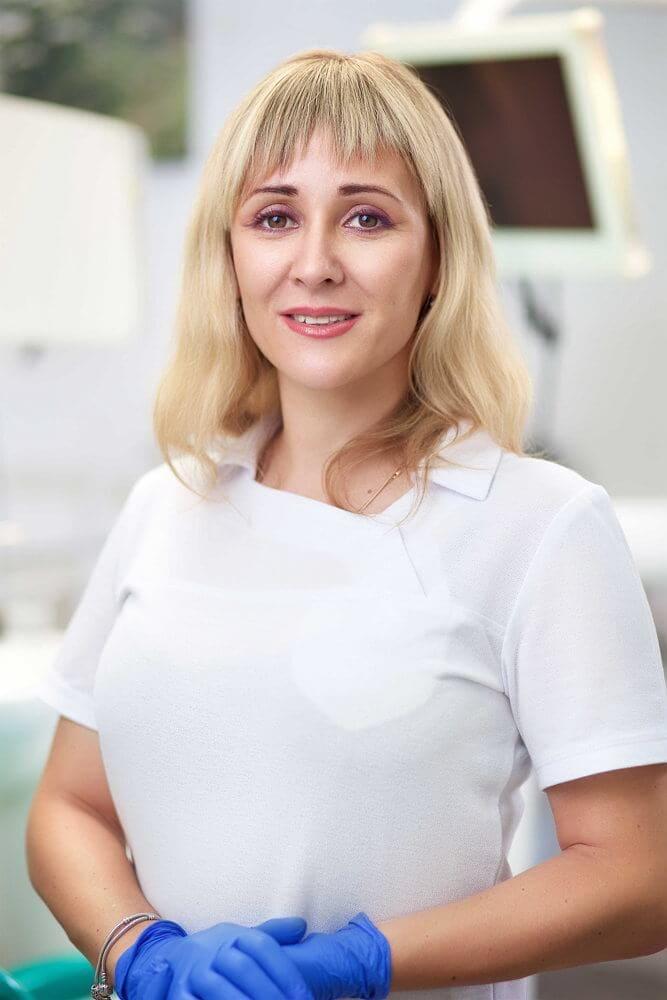 Красовская Ольга Владимировна
